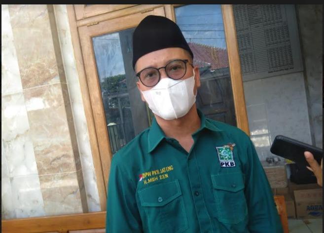 Anggota Komisi E DPRD Jawa Tengah, Muh Zen. FOTO: Ist/Lingkarjateng.co.id
