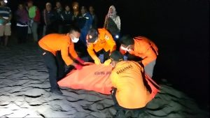 Korban Kedua Tenggelam di Pantai Sumberjati Kebumen Ditemukan, Operasi SAR Dihentikan
